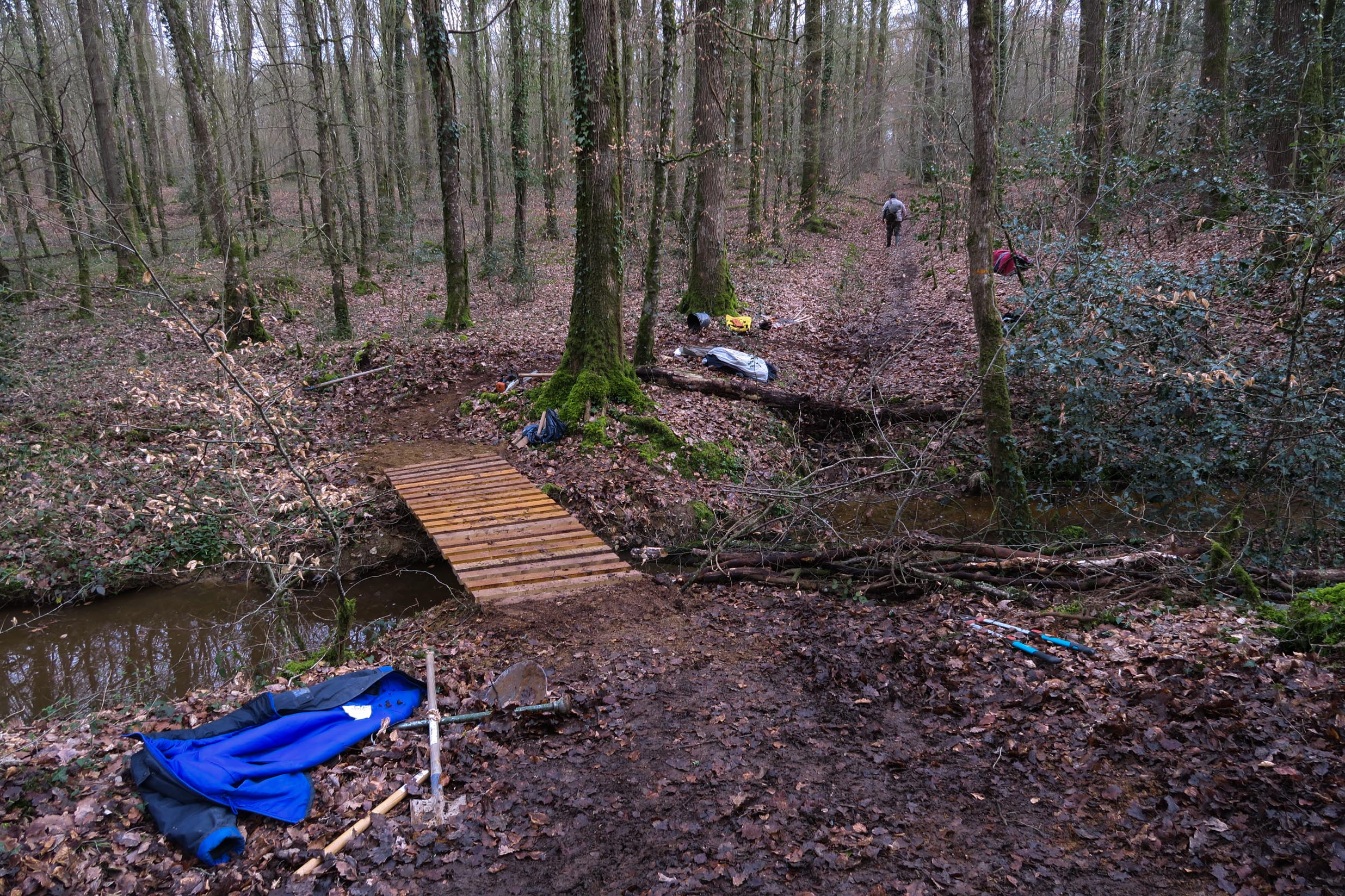 2018-03-10 Fabrication passerelle forêt Rennes-13