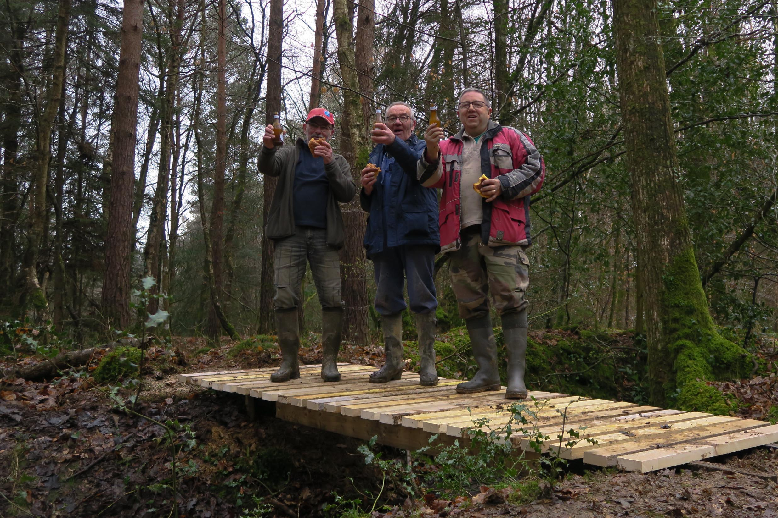 2018-03-10 Fabrication passerelle forêt Rennes 26-7