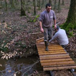 2018-03-10 Fabrication passerelle forêt Rennes-4