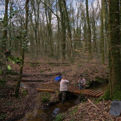 2018-03-10 Fabrication passerelle forêt Rennes-7