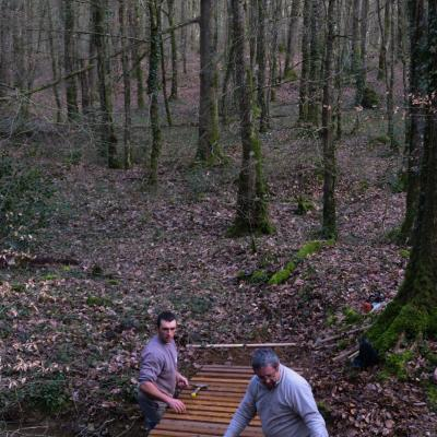 2018-03-10 Fabrication passerelle forêt Rennes-8