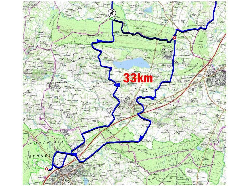 Le couesnon33km